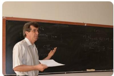Сотрудники СПбПУ провели лекции и семинары в РАУ