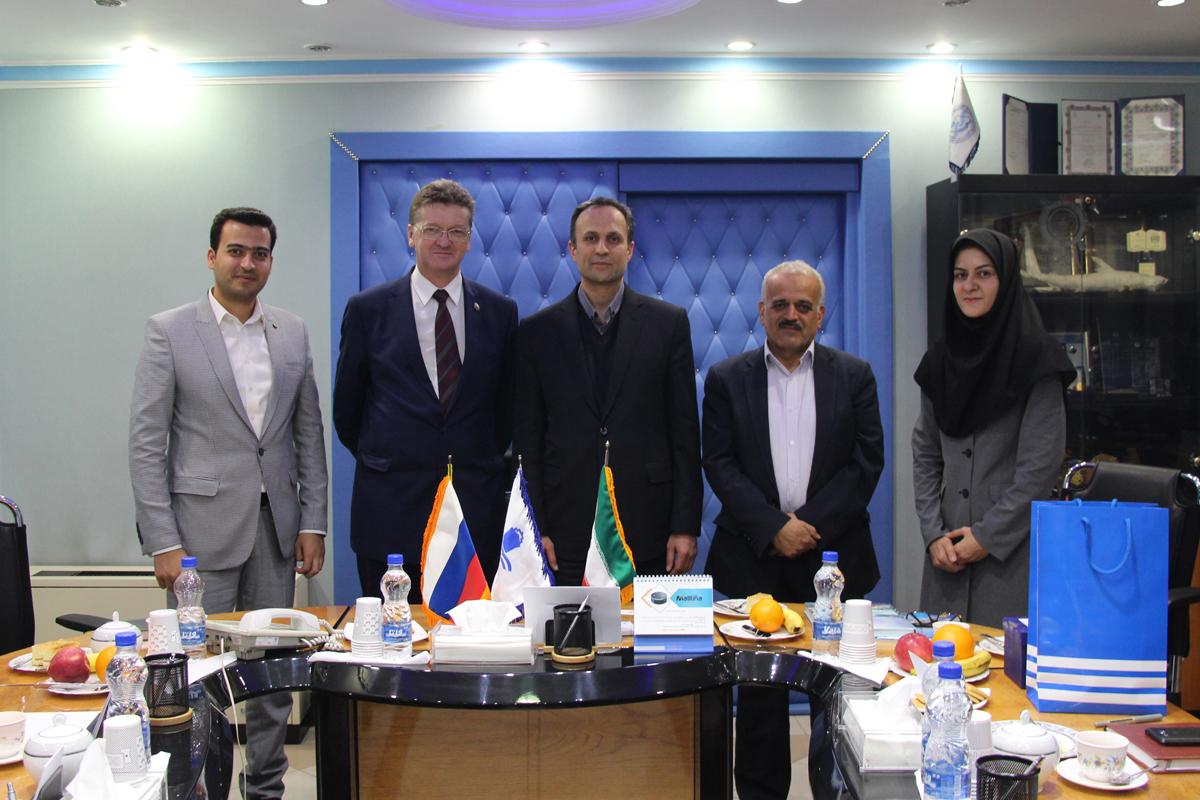 Новый этап сотрудничества СПбПУ с партнерами в Иране