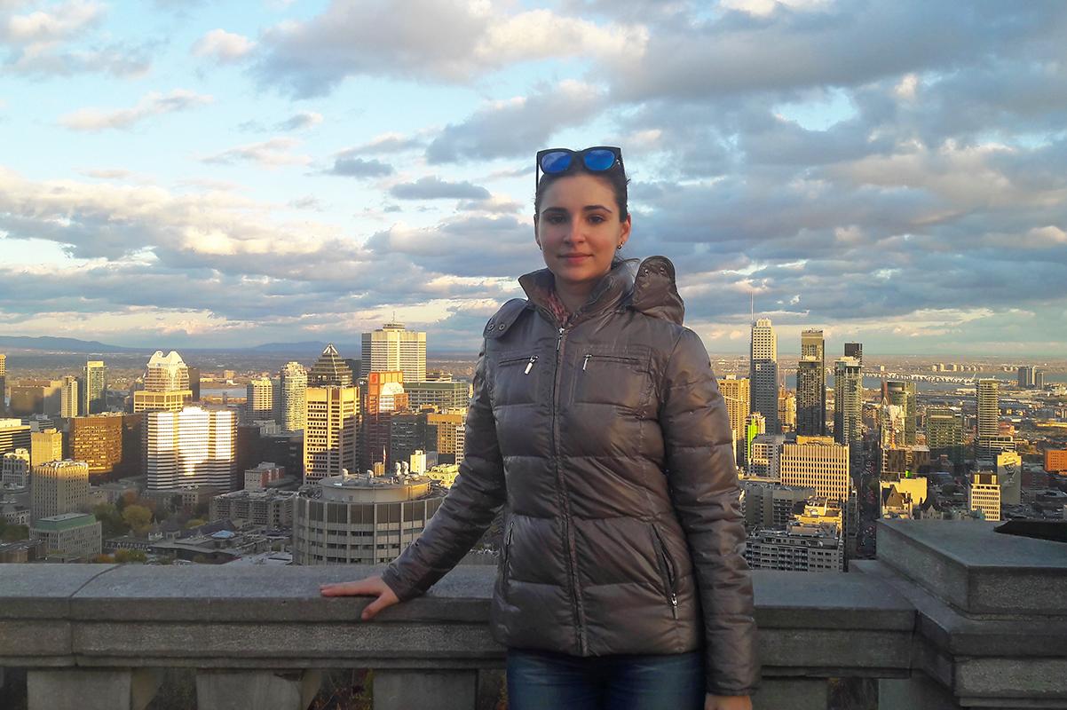 Неподражаемая Канада: аспирантка СПбПУ о стажировке в Университете Макгилл