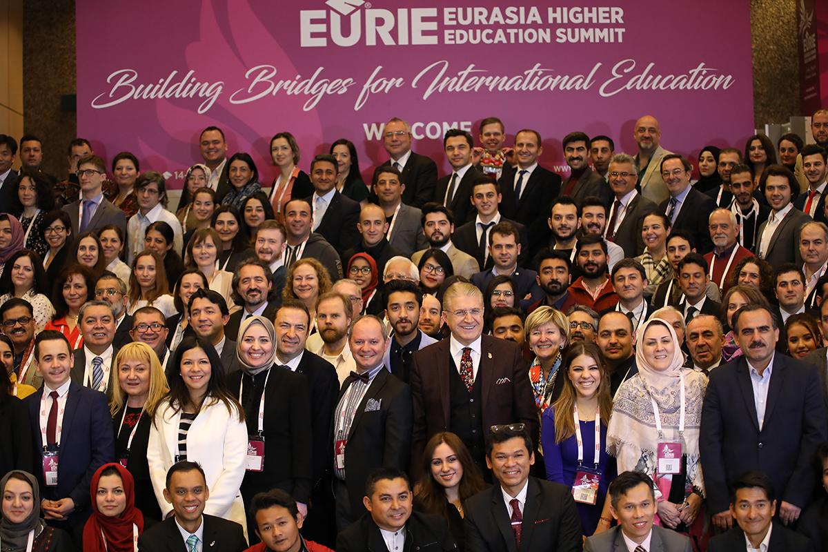 СПбПУ – участник Евразийского саммита по высшему образованию EURIE