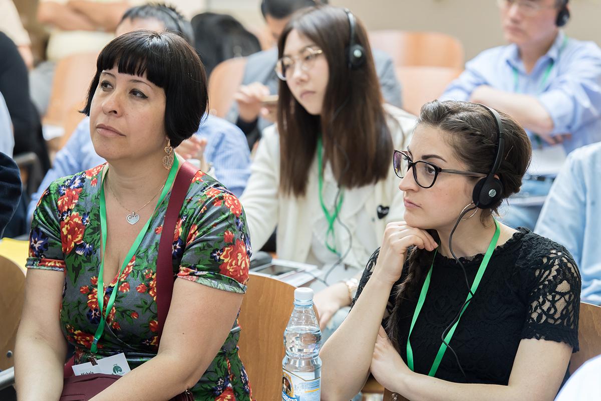 Международная политехническая неделя: день сотрудничества