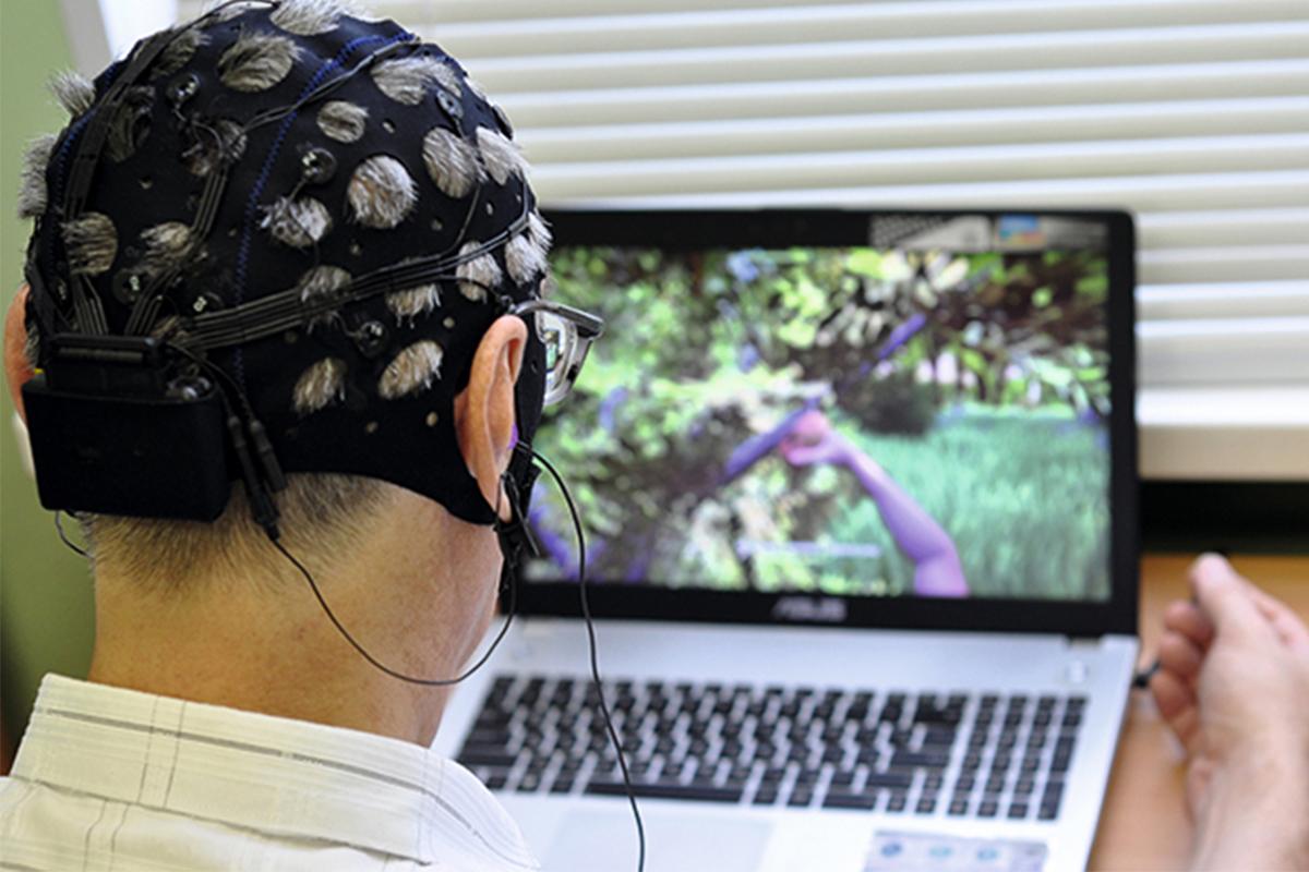 Игры с воображением помогают пациентам после инсульта