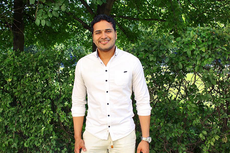 Выпускник Политеха Хосе Бонивенто – об обучении в международной магистратуре СПбПУ